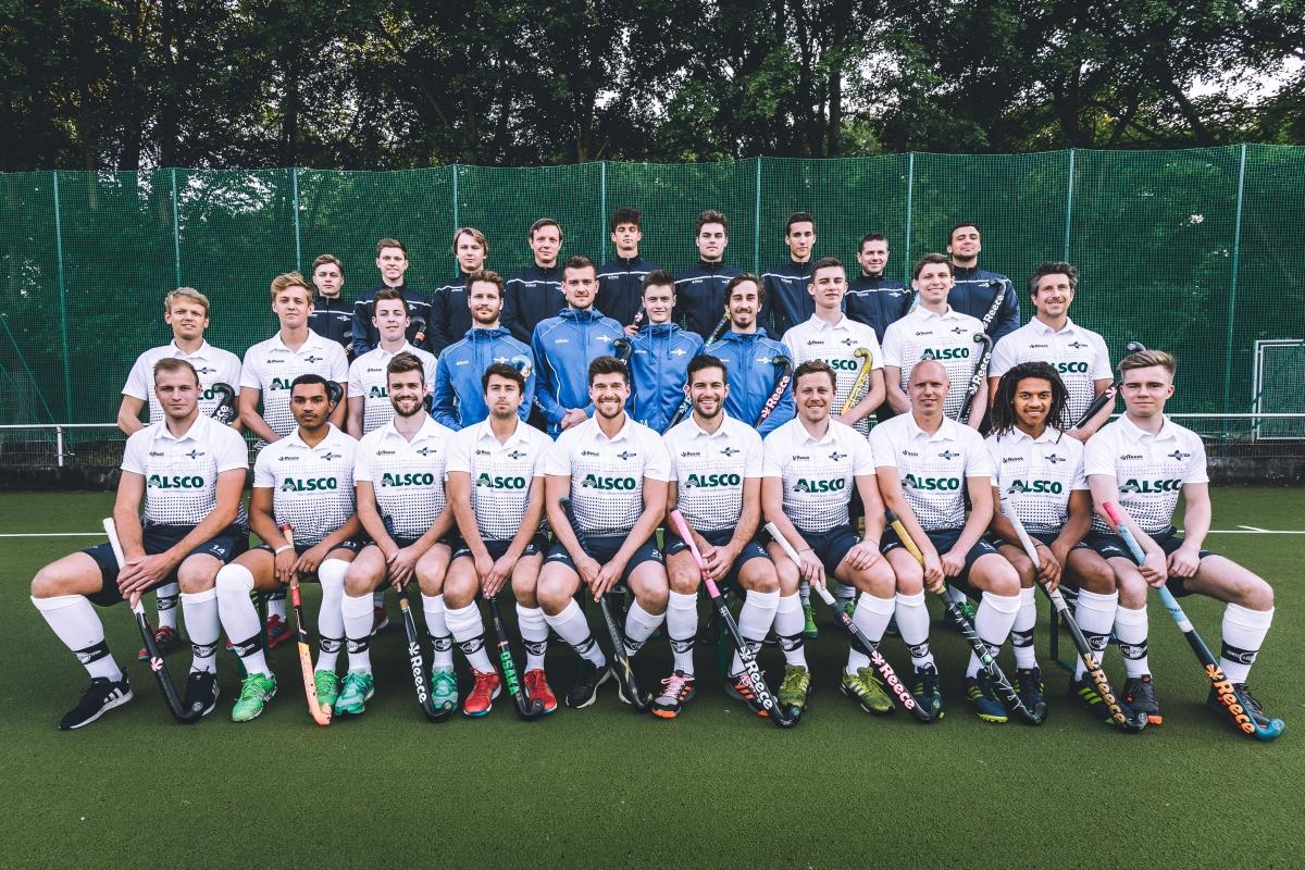 Herren-1-Mannschaftsfoto